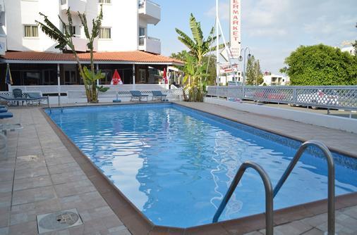 Boronia Hotel Apartments - Λάρνακα - Πισίνα
