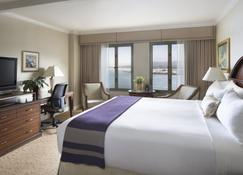 Monterey Plaza Hotel & Spa - Monterey - Schlafzimmer