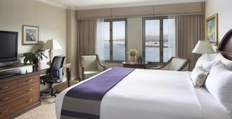 Monterey Plaza Hotel & Spa - Monterey - Bedroom