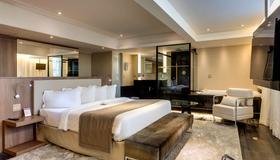 Mercure Belo Horizonte Lourdes Hotel - Belo Horizonte - Bedroom