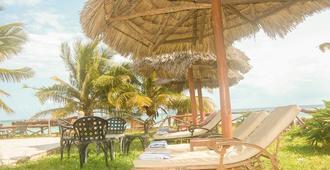 Swahili Beach Resort - Kizimkazi - Patio
