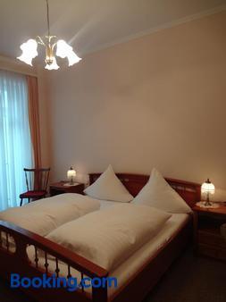 Hotel Weisses Haus - Bad Kissingen - Bedroom
