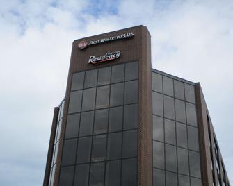 Best Western Plus Executive Residency Waterloo & Cedar Falls - Waterloo - Building