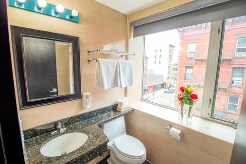 Canal Loft Hotel - New York - Phòng tắm