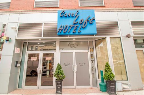 Canal Loft Hotel - New York - Toà nhà