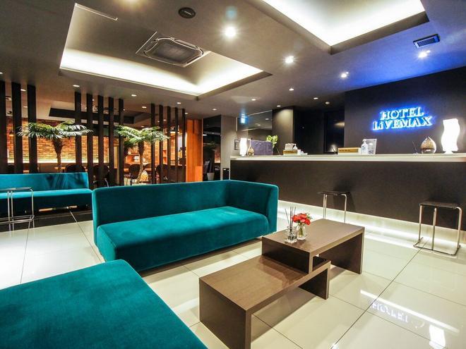 Hotel Livemax Nagoya Sakae-East - Nagoya - Lobby