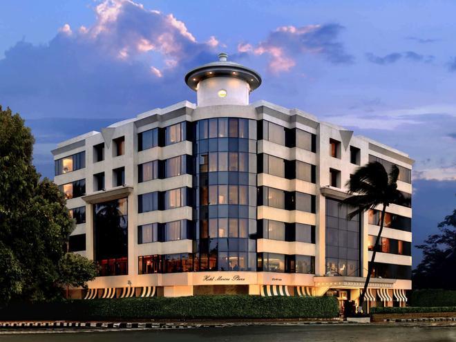 Hotel Marine Plaza - Μουμπάι - Κτίριο
