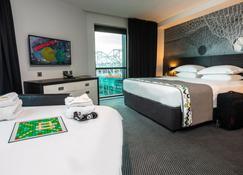 Hotel Football, Old Trafford, a Tribute Portfolio Hotel - Manchester - Ložnice