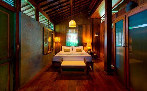 Kalapa Resort And Yoga Retreat - North Kuta - Phòng ngủ