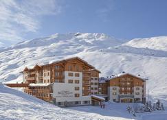 Residence Le Chalet du Mont Vallon - Les Ménuires - Bâtiment