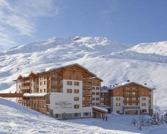 Residence Le Chalet du Mont Vallon - Les Ménuires - Building