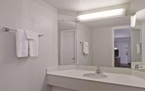 拉昆塔休斯敦賽揚博覽會酒店 - 休士頓 - 休斯頓 - 浴室
