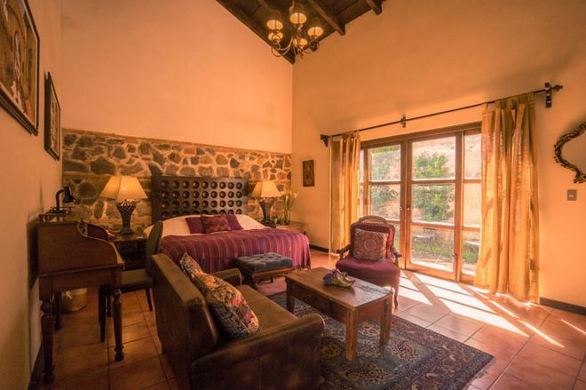 Hotel Sor Juana - Antigua Guatemala - Habitación