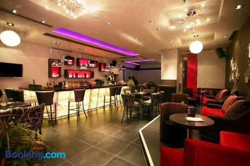 Hotel Aheron - Ammoudia - Bar