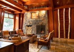 Fox Hotel and Suites - Banff - Lounge