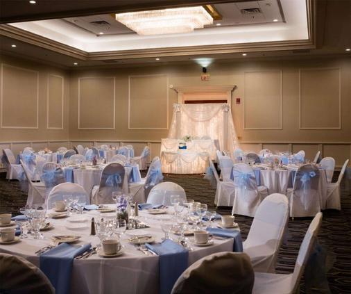 DoubleTree by Hilton Leominster - Leominster - Banquet hall
