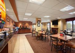 威斯康星戴爾華美達酒店 - 威斯康辛德爾斯 - 威斯康星戴爾 - 餐廳