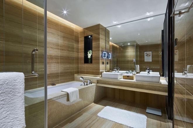 上海虹橋綠地鉑瑞公寓 - 上海 - 浴室