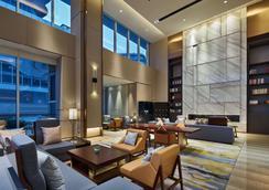 上海虹橋綠地鉑瑞公寓 - 上海 - 休閒室