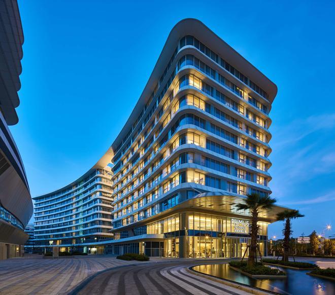上海虹橋綠地鉑瑞公寓 - 上海 - 建築