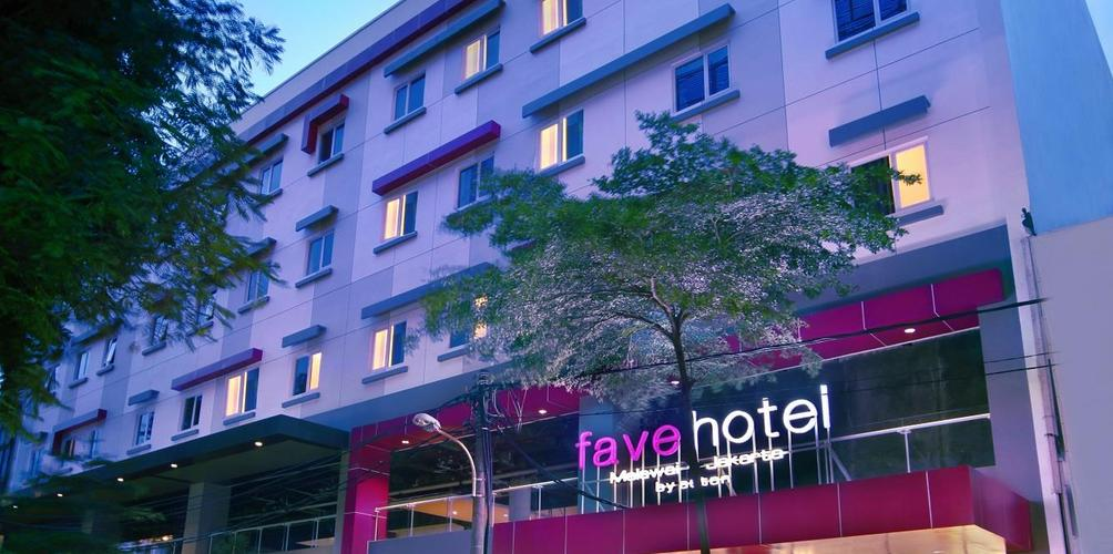 Favehotel Melawai Mulai Rp 251rb R P 5 5 9 R B Jakarta Selatan Hotel Kayak