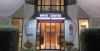Kyriad Brive La Gaillarde Centre - Brive-la-Gaillarde - Edificio