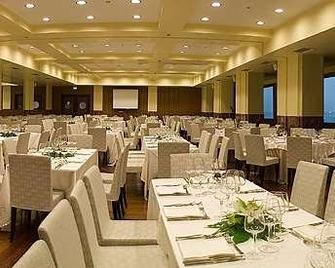 Grand Hotel Salerno - Salerno - Restaurant