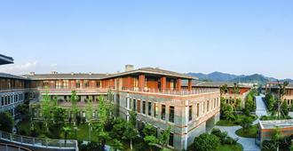 Hangzhou Xixi Nade Runzeyuan Resort - Hangzhou - Edificio