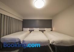 Richmond Hotel Kumamoto Shinshigai - Kumamoto - Phòng ngủ