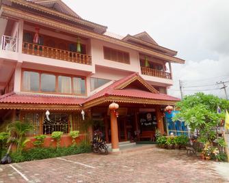 Ngamta Hotel - Mae Hong Son - Building