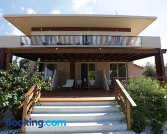 Artemis Suites - Costa Navarino - Building