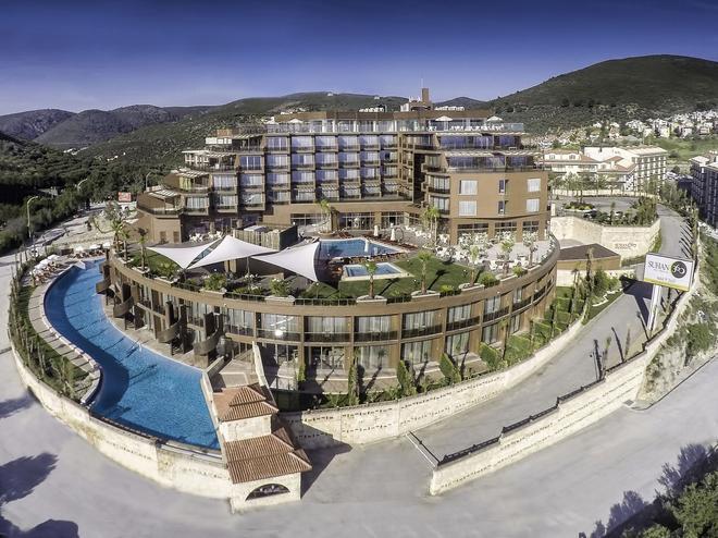Suhan 360 Hotel & Spa - Κουσάντασι - Κτίριο