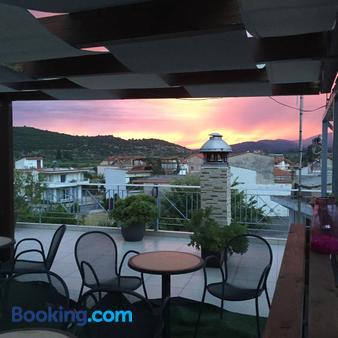 Hotel Aheron - Ammoudia - Balcony