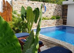 Poza Clara Sanctuary Hotel - Bacalar - Piscina