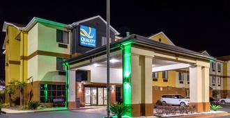 Quality Inn and Suites Montgomery East Carmichael Rd - Montgomery - Building
