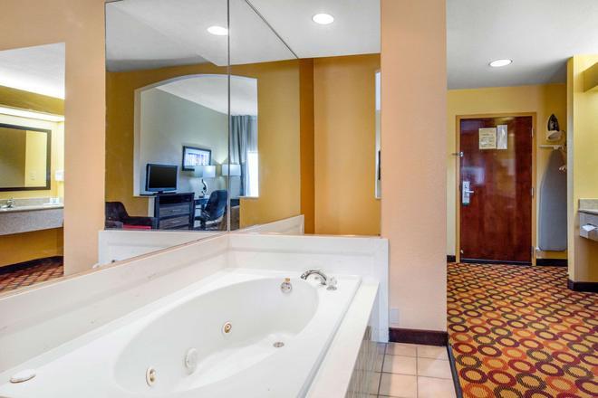 蒙哥馬利凱富酒店 - 蒙哥馬利 - 蒙哥馬利 - 浴室