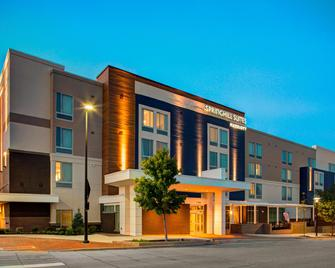 SpringHill Suites by Marriott Kansas City Lenexa/City Center - Lenexa - Building