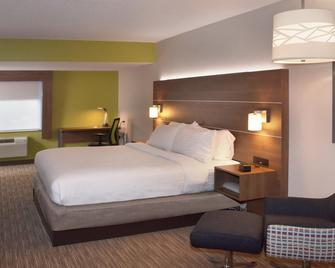 Holiday Inn Express Mount Pleasant-Scottdale, An IHG Hotel - Mount Pleasant - Bedroom