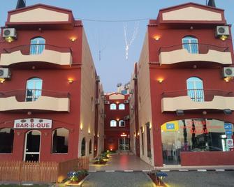 Red Sea Hotel - Marsa Alam - Building