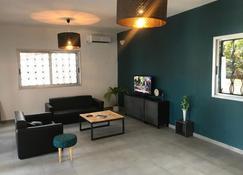 La Villa M - Conakry - Wohnzimmer