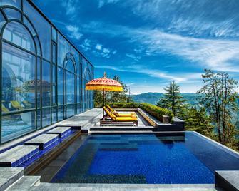 Wildflower Hall, An Oberoi Resort, Shimla - Shimla - Pool