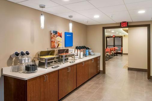 Comfort Inn and Suites Metairie - Metairie - Buffet