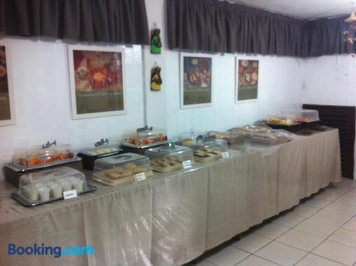 Hotel Pousada Casuarinas - Recife - Buffet