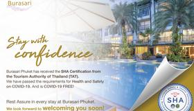 Burasari Phuket Resort & Spa - Patong
