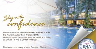Burasari Phuket Resort & Spa - Πατόνγκ