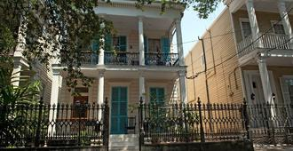 Fairchild House Bed & Breakfast - Nueva Orleans - Edificio