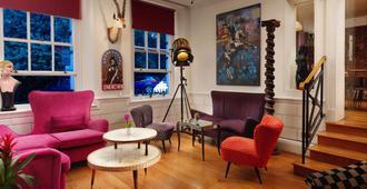 Berkeley Square Hotel - Brístol - Sala de estar