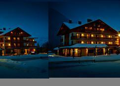Montana Lodge & Spa - La Thuile - Edificio