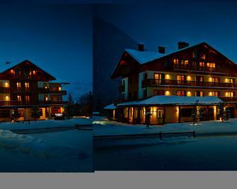 Montana Lodge & Spa - La Thuile - Gebäude