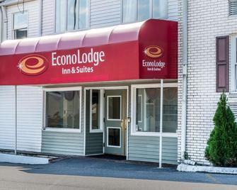 Econo Lodge Airport - Reading - Gebouw